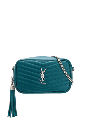 Saint Laurent Lou crossbody bag - Blue