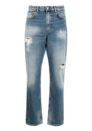 Acne Studios 1995 distressed jeans - Blue