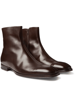 Paul Smith - Reeves Leather Chelsea Boots - Men - Brown