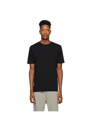 Haider Ackermann Black Logo Printed T-Shirt