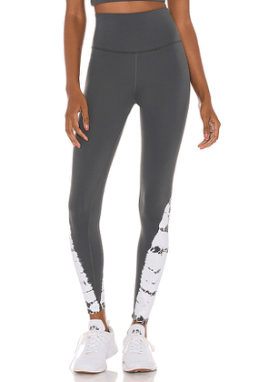 Electric & Rose Venice 7/8 Legging in Charcoal. Size M,S,XS.