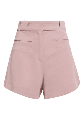 Iro Spicy Crepe Shorts Woman Antique rose Size 38