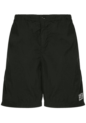 C.P. Company toggle swimming trunks - Black