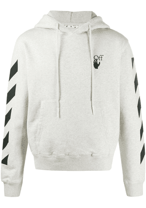 Off-White Agreement hoodie - Grey