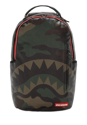 Commando Backpack W/ Soldier