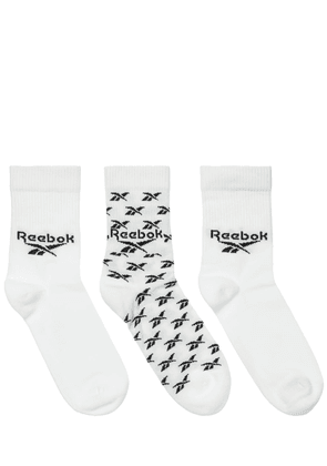 Pack Of 3 Cl Fo Crew Socks