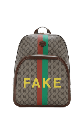 Gg Supreme Fake Not Backpack