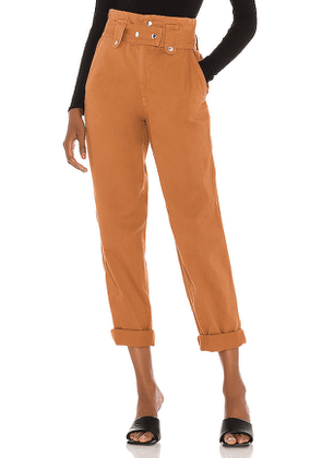 OVERLOVER Jesse Pant in Brown. Size 25,26,27,28,29,30.