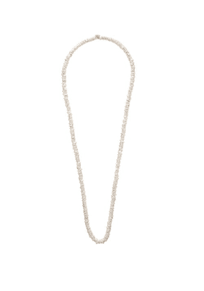 Pearls Before Swine - Sterling-silver Necklace - Mens - Silver
