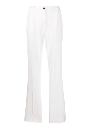 Dolce & Gabbana tailored trousers - White