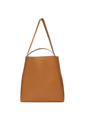 Aesther Ekme Brown Square Tote Bag
