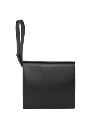 Aesther Ekme Black Square Pouch