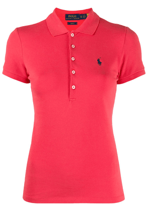 Polo Ralph Lauren fitted polo shirt - Red