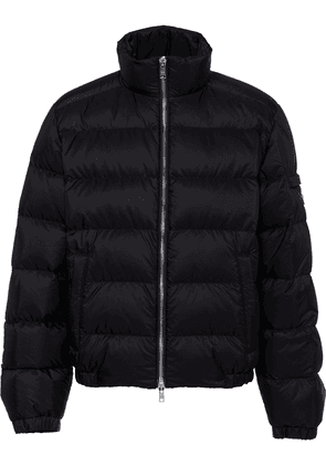 Prada Re-nylon down jacket - Black