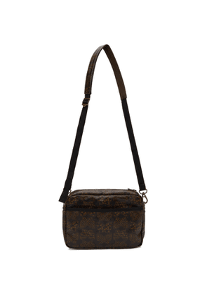 Needles Brown Papillon Messenger Bag
