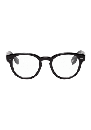Oliver Peoples Black Cary Grant Glasses