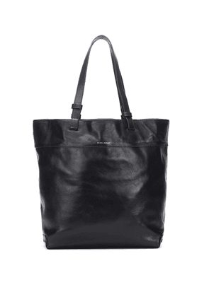 Seyroh leather tote