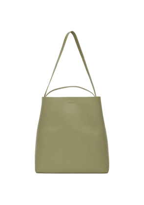 Aesther Ekme Green Square Tote Bag
