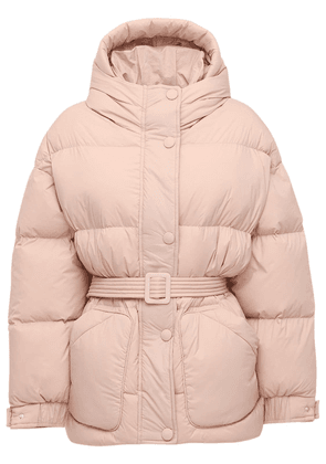 Michlin Soft Nylon Down Jacket