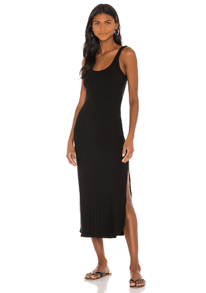 vitamin A West Dress in Black. Size XS.