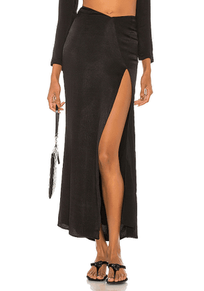 Atoir The Tilly Skirt in Black. Size M,S,XS.