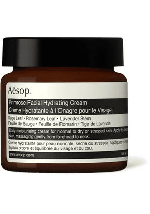 Aesop - Primrose Facial Hydrating Cream, 60ml - Men - Colorless