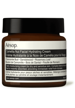 Aesop - Camellia Nut Facial Hydrating Cream, 60ml - Men - Colorless