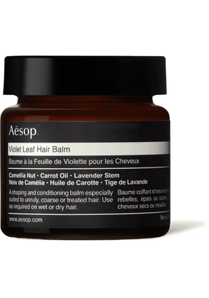 Aesop - Violet Leaf Hair Balm, 60ml - Men - Colorless