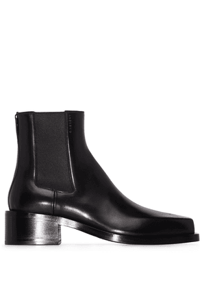 Givenchy leather Chelsea boots - Black