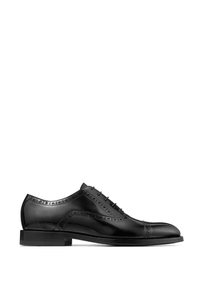 Jimmy Choo Falcon Oxford shoes - Black