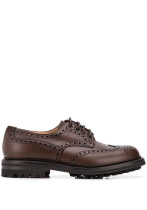 Church's Mcpherson Derby brogues - Brown