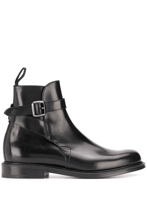 Church's Worthing leather boots - Black