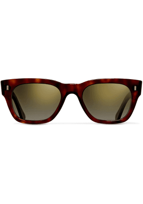 Cutler and Gross - D-Frame Tortoiseshell Acetate Sunglasses - Men - Brown