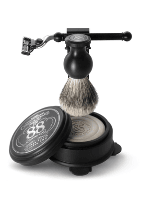 Czech & Speake - No 88 Shaving Set & Stand - Men - Colorless