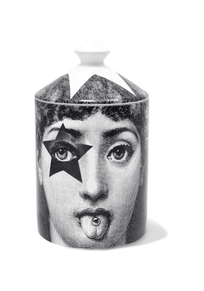 Fornasetti - Star Lina Scented Candle, 300g - Men - Black