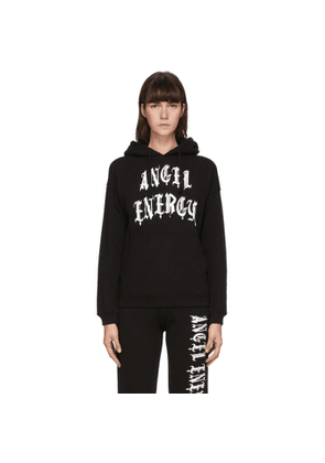 Ashley Williams Black Angel Energy Hoodie