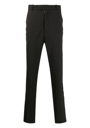 Maison Margiela skinny tailored trousers - Grey