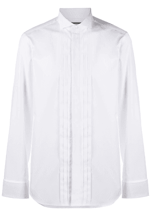 Gucci classic dinner shirt - White