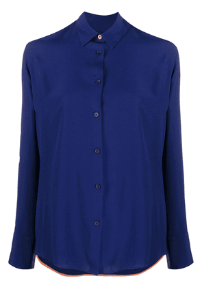 PS Paul Smith classic button-up shirt - Blue