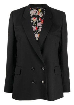 Paul Smith double-breasted tailored blazer - Black