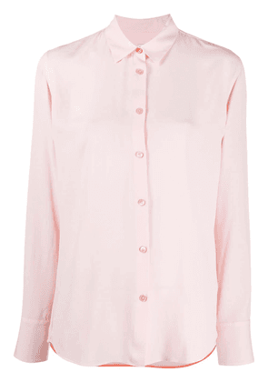 PS Paul Smith classic button-up shirt - PINK