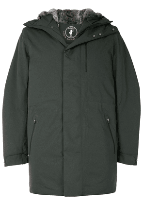 Save The Duck Wony hooded raincoat - Green