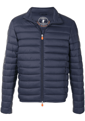 Save The Duck Gigay short padded jacket - Blue