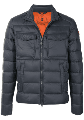 Save The Duck PD3936M GIGAY padded jacket - Blue