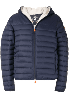 Save The Duck Icon padded jacket - Blue