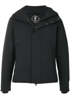 Save The Duck Megy zip-up padded jacket - Black