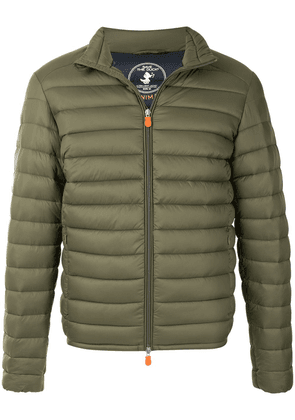 Save The Duck Gigay short padded jacket - Green