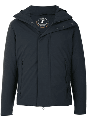 Save The Duck Twony short padded jacket - Blue