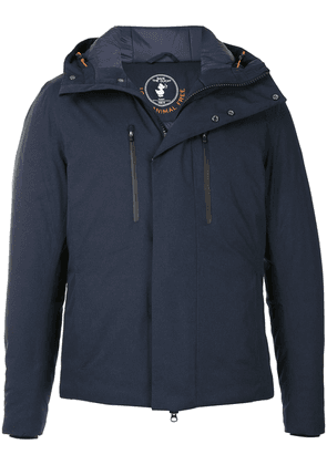 Save The Duck Megy zip-up padded jacket - Blue