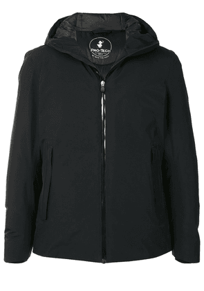 Save The Duck Heroy short padded jacket - Black